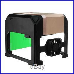 INSMA 3000MW USB Laser Engraving Cutting Machine DIY Logo Printer CNC Engraver