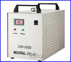 Industrial Water Chiller for CNC/ Laser Engraver Engraving Machines CW-3000 au
