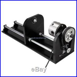 Irregular Laser Cylinder Rotary Rotary Axis For 50W-100W Engraver Cutter Machine