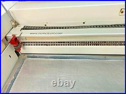 LASER TROTEC Speedy 400 120 Watt CO2- 3 YEARS OLD VERY WELL MAINTAINED