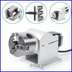LASER axis 80mm rotary shaft attachment for laser marking engraving machine