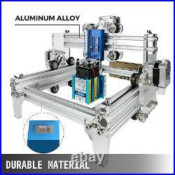 Laser Engraver Cnc Machine 15W Mini Laser Engraver For Wood Leather Plastic