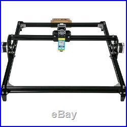 Laser Engraver Cnc Machine 500mW 40X50cm Laser Engraver For Wood