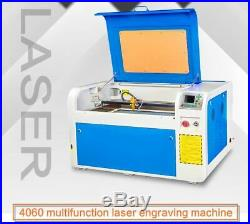Laser Engraver Cutter 50W CO2 600x400mm Engraving Cutting Machine USB NEW