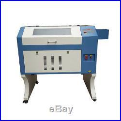 Laser Engraving 600400 mm 60W 220V/110V Co2 Laser Engraver Cutting Machine DIY