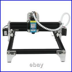 Laser Engraving Machine DIY Kit Desktop Laser Cutting Engraving Area 500MW