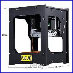 Laser Engraving Machine Engraver Cutter 3D Printer DIY Carver Metal Steel USB