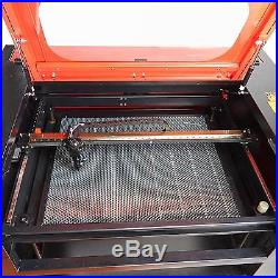 Laser Engraving Machine Engraver Cutter 60W CO2 / with USB Interface New