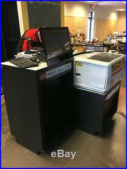 Laser Engraving Machine P Graham Dunn Used 2009 Bundle kit Gravostyle Gravotouch