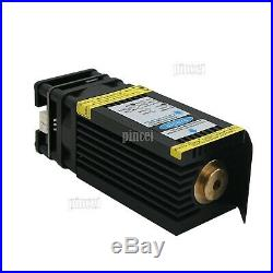 Laser Head 15W 15000mW Blue Laser Module for CNC Engraving Machine Cutter withPWM