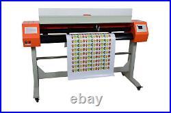Laser Stencil Template Vinyl Cutter Engraving Cutting Plotter Machine 50W 110V