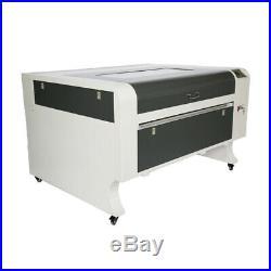 Laser cutting engraving machine Reci100W w2 100cm80cm acrylic MDF ruida 1080