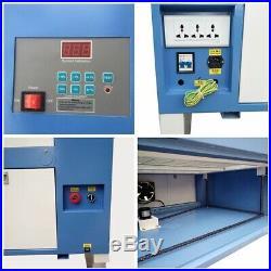 Laser engraver TS4060 80W 400600mm laser engraving machine support Coreldraw