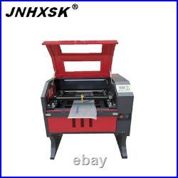 Laser engraver cutter machine 100w ruida 4060 400600mm cnc square linear CO2