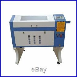 Laser engraver cutter machine marking machine 400600 6040 80w ruida cnc router