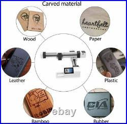 Laser engraving machine Laser Engraver Printer Off-line 3000mW DIY Logo