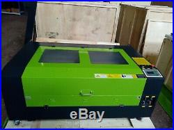 Laser machine engraver and cutter CO2 1060 100W Ruida Reci For MDF, playwood etc