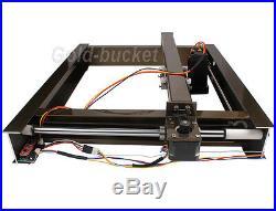 Metal Body 30X23CM 2800mW 2.8W Laser Engraving Cutting Machine DIY Logo Engraver