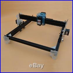 Mini CNC Laser Engraver Printer Wood Metal Stone Cutter Marking Machine 2000mW