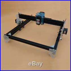 Mini CNC Laser Engraver Printer Wood Metal Stone Cutter Marking Machine 3000mW