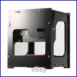 Mini Cutter Laser Engraving Machine Print 3d Engraver High Speed With Protective