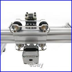 Mini DIY CNC 3040 Router Kit +2.5W Laser Wood Carving Engraving Milling Machine