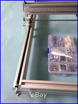 Mini DIY Laser Cutting Engraving Machine 4050CM 500MW Image Printer Picture