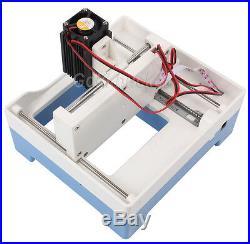 Mini DIY USB Laser Engraving Machine 2000mW Cutting Logo Picture Marking Printer