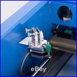 Mini Upgraded 40W Laser Engraver Cutting Machine Crafts Cutter Engraver 128