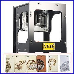 NEJE 1500mw Mini USB Laser Engraver Printer Carver DIY Engraving Cutting Machine