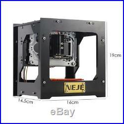 NEJE DK-8-KZ 3D Laser DIY Engraver Printer Automatic Engraving Cutting Machine