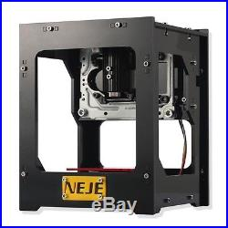 NEJE DK-BL 1500mW Bluetooth/6000mAh Art Laser Engraver Engraving Machine Printer