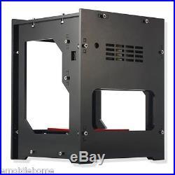 NEJE DK BL 1500mw Laser Engraver Cutter Engraving Carving Machine Printer