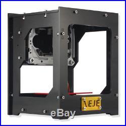 NEJE DK-BL 1500mw Laser Engraver Cutter Engraving Carving Machine Printer 350DPI