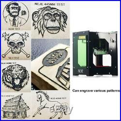 NEJE KZ 3000mw Mini USB Laser Engraver Printer Carver Engraving Cutting Machine