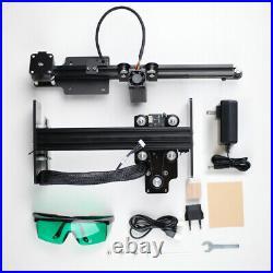 NEJE MASTER 2 3500MW mini CNC Laser Engraver Marking Engraving Machine photo DIY