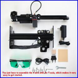 NEJE Master 2 20W Laser Engraving Cutter Machine Engraver Printer Art Craft DIY