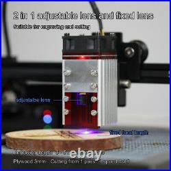 NEJE Master 2 Plus 30W CNC router Laser Engraving Machine Laser engraver Cutter