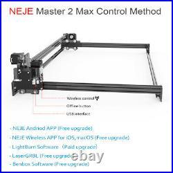NEJE Master 2 max 30W USB CNC Laser Engraver Marking Machine Wood Cutter DIY KIT