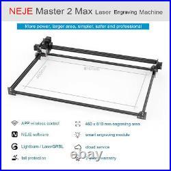 NEJE Master 2 max 30W laser engraving cutting machine laser cutter engraver mark