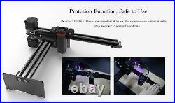 NEJE Master 2S 20W Laser Engraving Cutter Machine Engraver Printer DIY 32bit MCU
