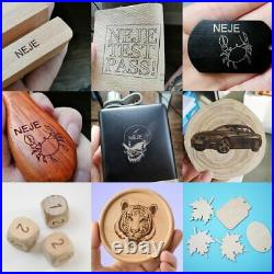 NEJE Master 2s 7W CNC Laser Engraver engraving machine marking Wood Carving DIY