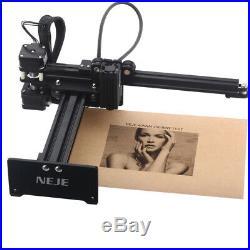 NEJE Master 3500mW Laser Engraving Machine DIY Mini Cutting Wood Router Engraver