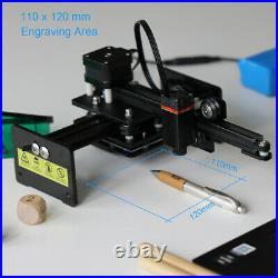 NEJE master 2 mini Laser Engraving carving Machine engraver creative DIY printer