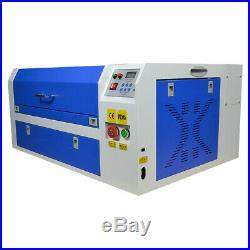 New 110V 50W CO2 Laser Engraving Machine Engraver Cutter USB Port 300x500mm DSP