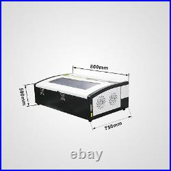 New! 40W CO2 LASER ENGRAVING&CUTTING MACHINE 300200mm WITH CE, FDA
