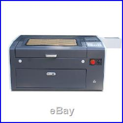New! 50W CO2 LASER ENGRAVING&CUTTING MACHINE 300500mm WITH CE, FDA