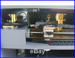 New! 50W CO2 LASER ENGRAVING&CUTTING MACHINE 300500mm With Motorized Platform