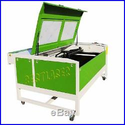 New! 51'' x 35'' RECI W2 Co2 Laser Engraving and Cutting Machine Motorized USB