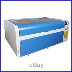 New 80W 1000 x 600mm Desktop Laser Engraver Engraving Cutting Machine Up&Down